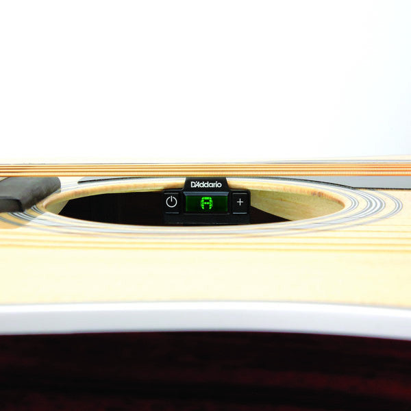 Planet Waves NS Micro Soundhole Tuner - Bananas at Large - 3