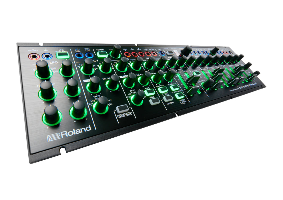 Roland Aira SYSTEM-1m Semi-Modular Plug Out Synthesizer