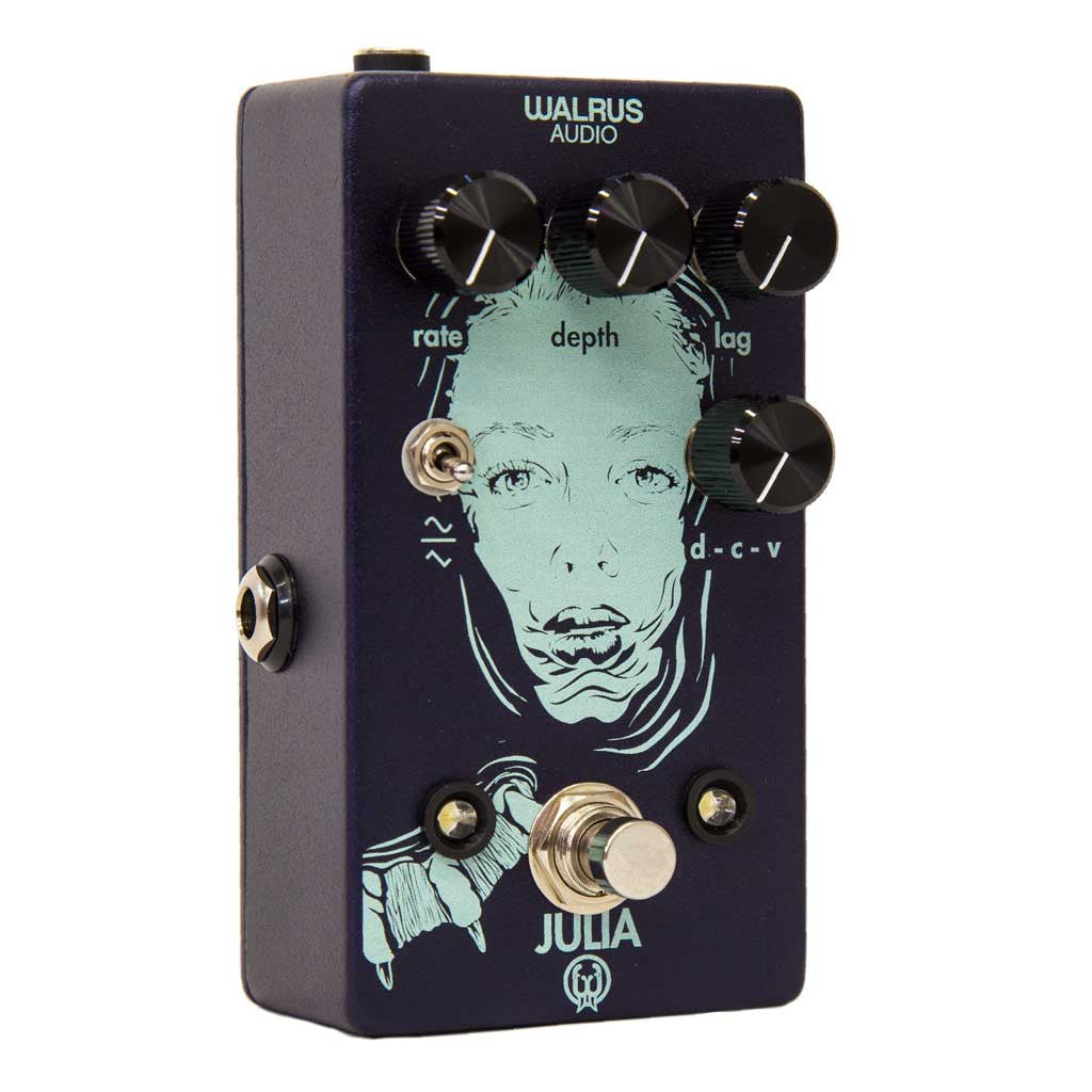 Walrus Audio Julia Analog Chorus/Vibrato Pedal - Bananas at Large - 2