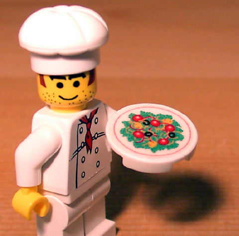 Dan's Custom Italian Food Pack (for your LEGO town)