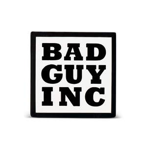 Official Bad Guy Inc Lapel Pin