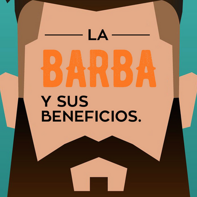 7 Beneficios de la Barba