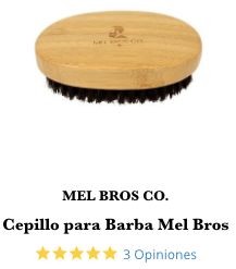 cepillo barba