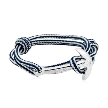 GAETA ANCHOR BIG BLUE RHODIUM - Castellamare