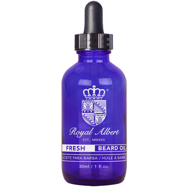 Aceite Para Barba Fresh 30ml -Royal Albert