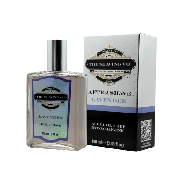 After Shave 'Lavander' - The Shaving Co.