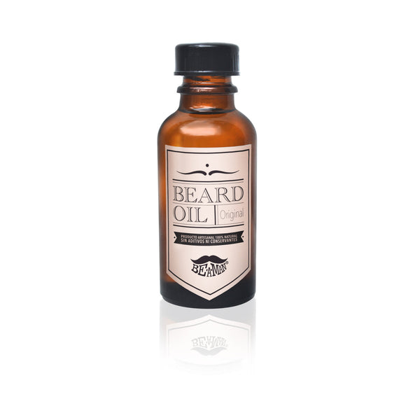 Aceite para barba 30ml - BE A MAN