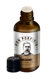 Aceite para barba 'Woods' - Don Porfirio