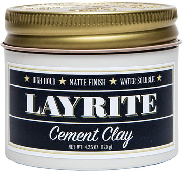 Layrite 'Cement Clay' 120gr -Layrite