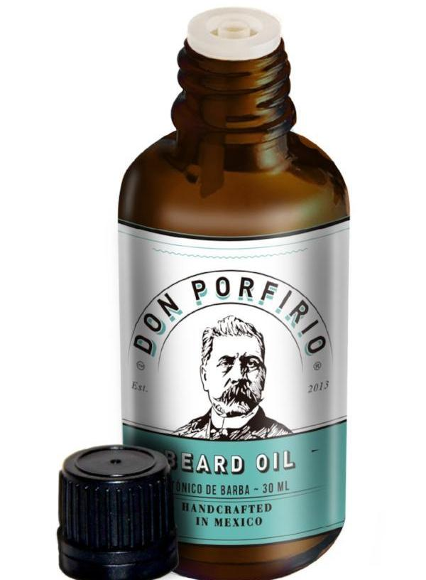 Aceite para Barba 'Tea Tree' 30ml - Don Porfirio