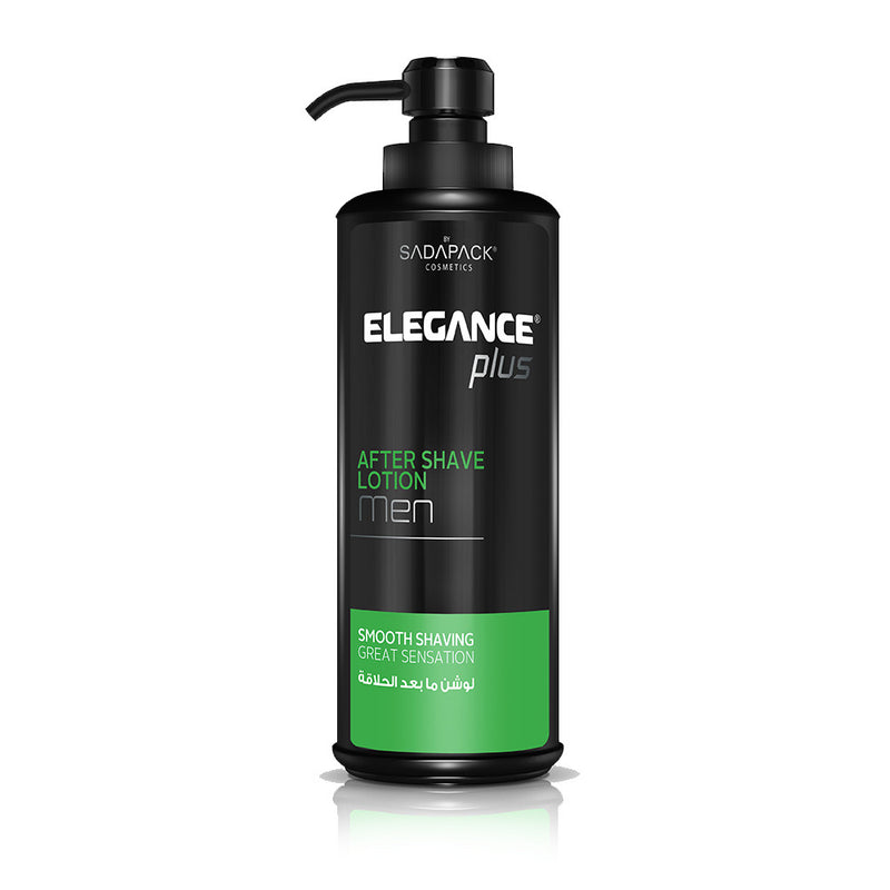 After Shave Verde - Elegance Plus - 500 ml