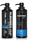 Shaving y After Shave Gel - Elegance Plus - 500 ml
