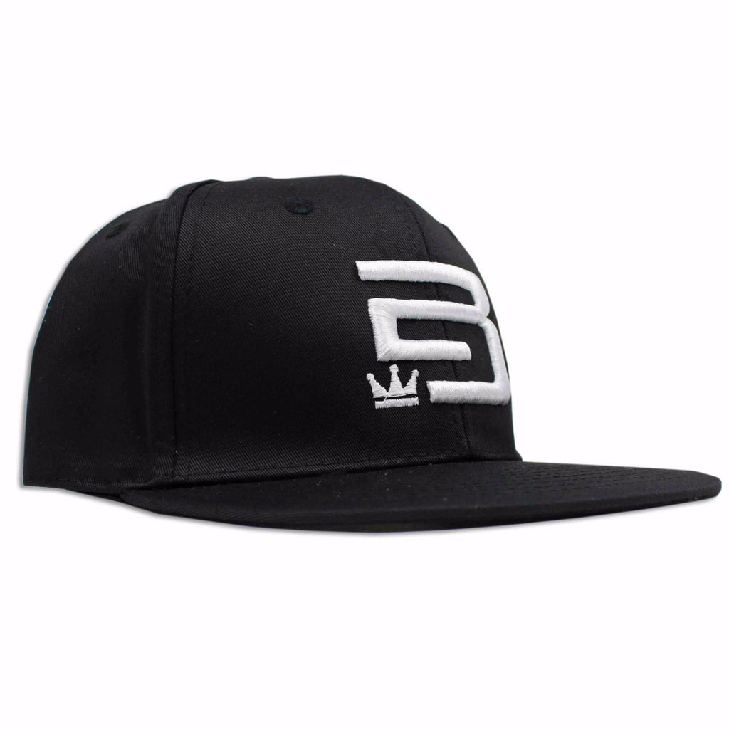 Gorra 'EB' abstract - Emperador Barbudo