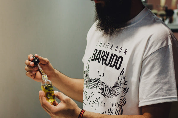 Aceite para barba 'Sándalo' - The Shaving Co