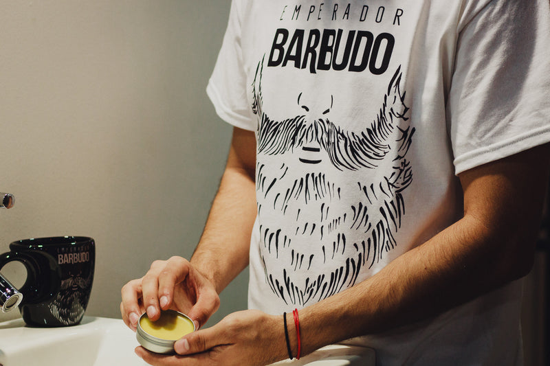 Bálsamo para barba de Mr. Man