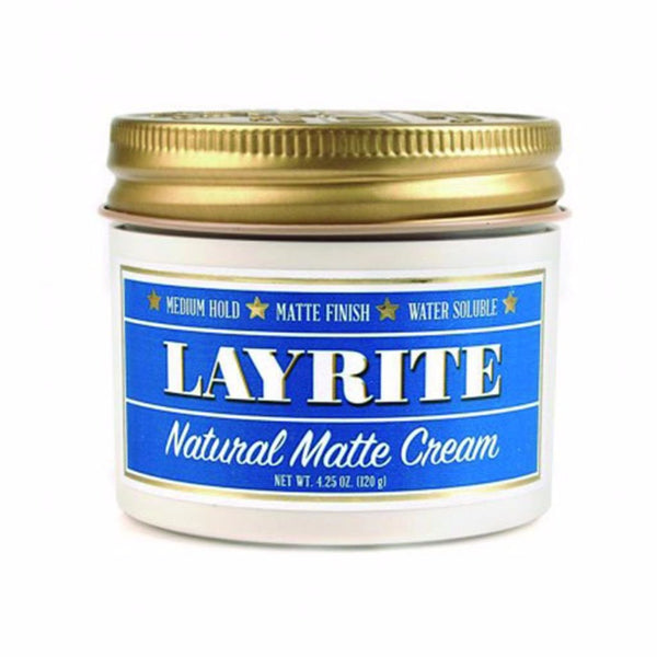 Layrite Natural Matte Cream 4.5 Oz