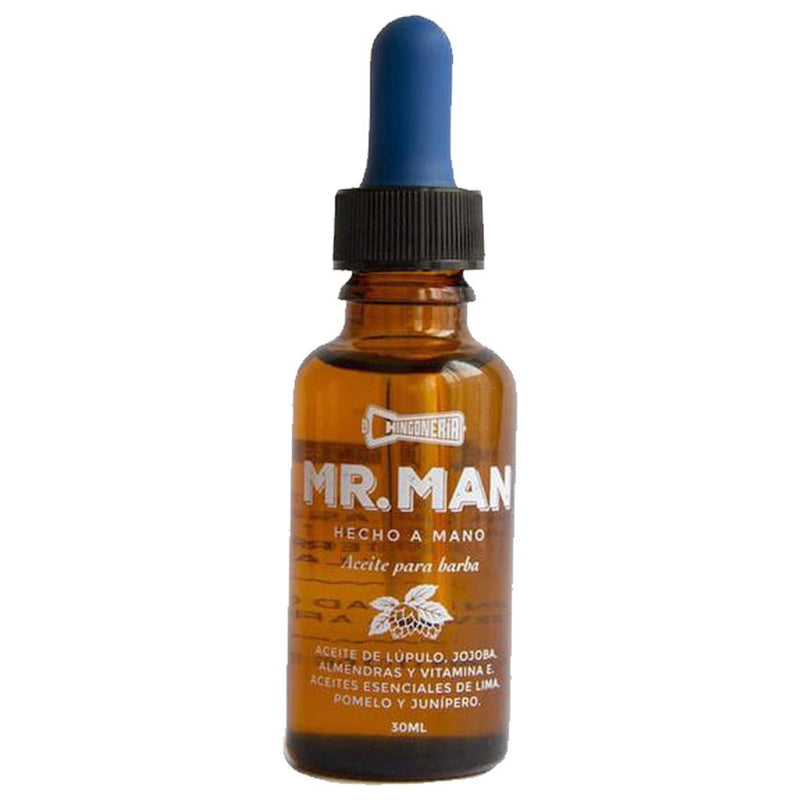 Aceite para barba 'Chingoneria' - Mr. Man