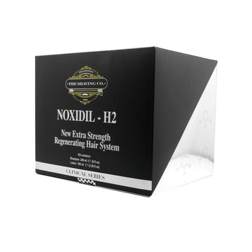Noxidil-H2. Sistema regenerador capilar. -The Shaving Co.