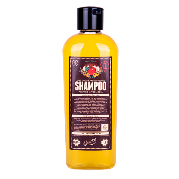 Shampo PH (Manzana) QUIOCO - 500 ml.