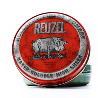 Red Pomade 4oz - Reuzel Mexico