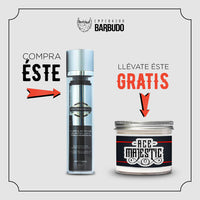 Bálsamo crecimiento de barba The Shaving Co. + Pomada Cabello Ace Majestic GRATIS