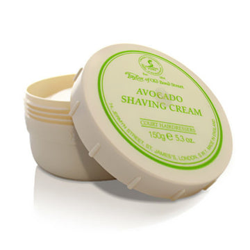 Avocado - Taylor Shaving Cream 150 gr