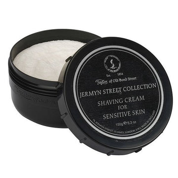 Sensitive Skin Jermyn Street Collection - Taylor Shaving Cream