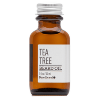 Aceite Tea Tree para Barba y bigote - BeardBrand