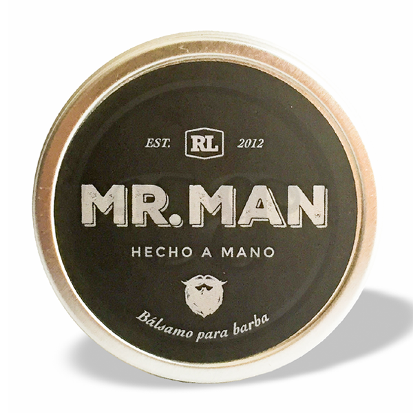 Balsamo para barba - MR. MAN - Mexico