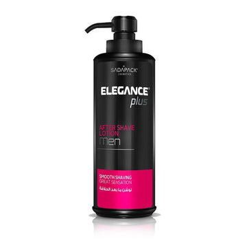 After Shave Rosa - Elegance Plus - 500 ml