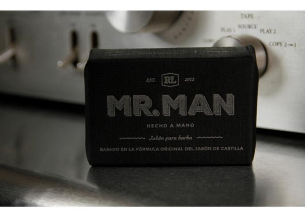 Jabón para barba Mr.Man 100gr