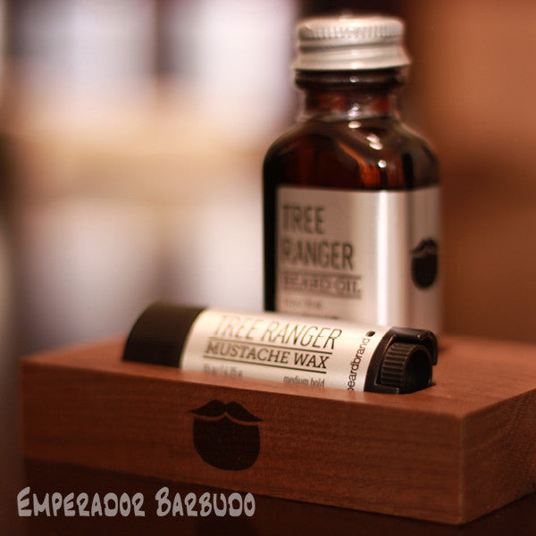 Kit Minimalista - BeardBrand