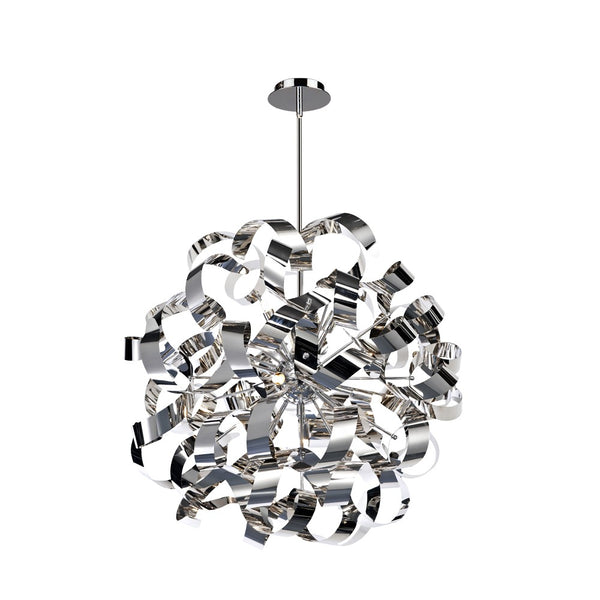 BEL AIR luminaire suspendu chrome AC601CH