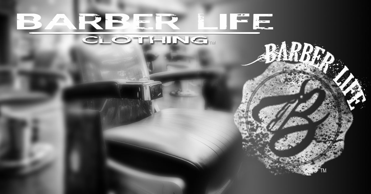 Groomed For Life - Barber Life Clothing