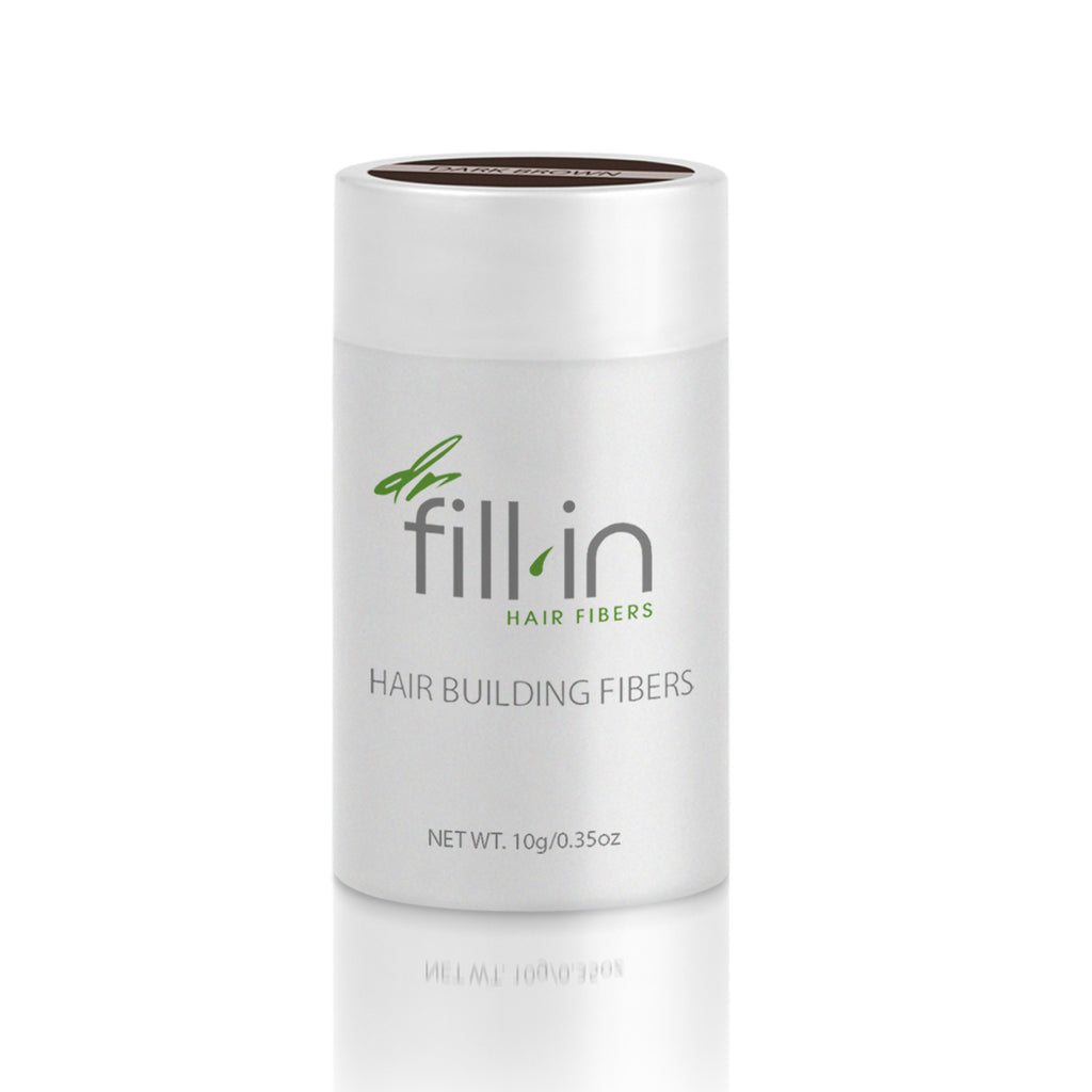 Dr. Fill-In Hair Fibers for Fine and Longer Hair
