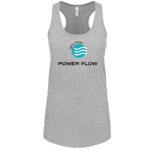 AMPD Power Flow Ideal Racerback Tank