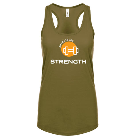 AMPD Strength Ideal Racerback Tank