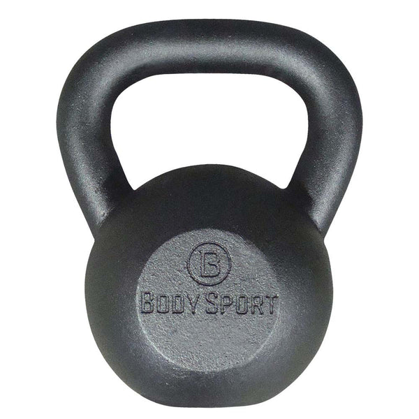 Body Sport Cast Iron Kettlebell