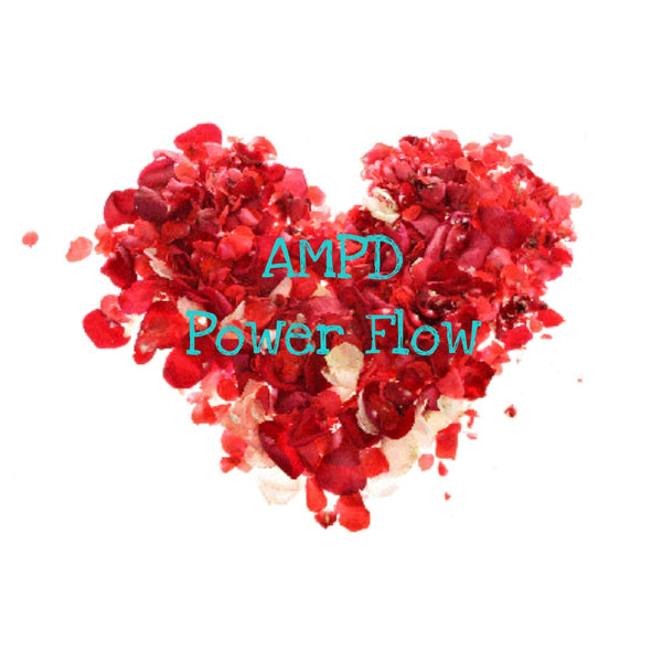 AMPD Power Flow Valentine's Day Choreography (2019)