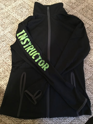 Instructor Logo Jacket