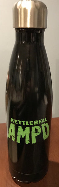 Kettlebell AMPD Stainless Steel Bottle