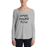 AMPD Power Flow Long Sleeve Tee
