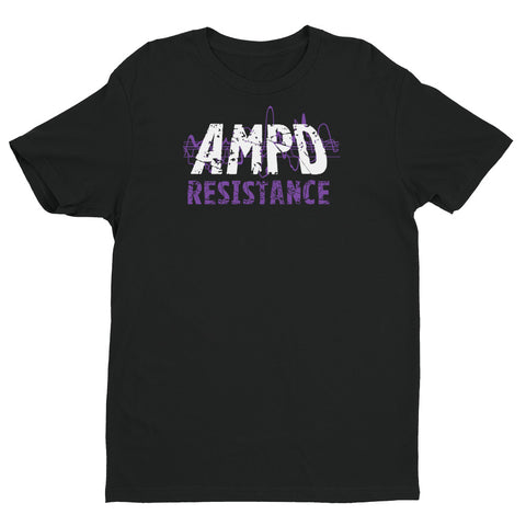 Men's Short Sleeve T-shirt - AMPD Resistance