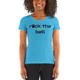 """Rock The Bell"" Short Sleeve Tee"