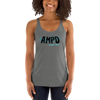 Women's Racerback Tank - AMPD Power Flow