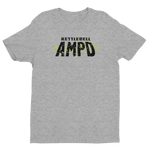 Men's Short Sleeve T-shirt - Kettlebell AMPD