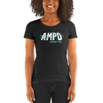 Ladies' short sleeve t-shirt - AMPD Power Flow