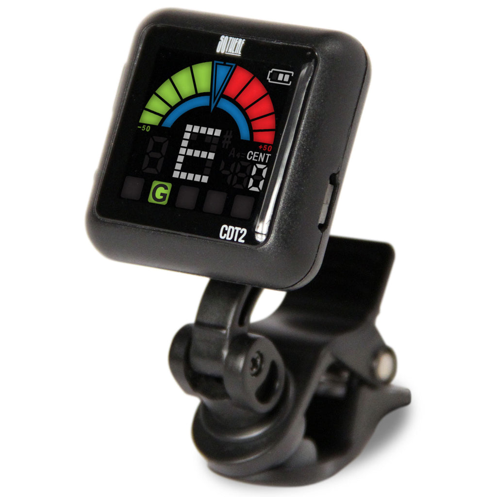 rechargeable clip on tuner sothere. Black Bedroom Furniture Sets. Home Design Ideas