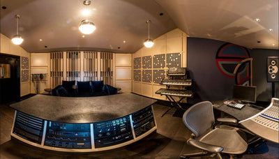 Projects | Universal Music Forbes Street Studio