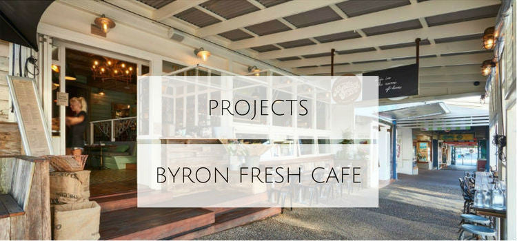 Byron Fresh Cafe Project | Lighting Collective